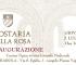 2 luglio INAUGURAZIONE - HOSTARIA DELLA ROSA