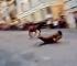 Tragedia a Ronciglione, cadono i cavalli, uno si schianta e muore
