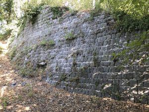 Muraglione Castello Di Vico