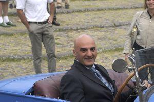 Il Sindaco Eugenio Stelliferi