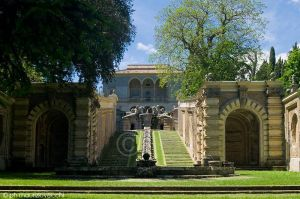 I Giardini di Palazzo farnese