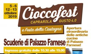 Leggi tutto: Cioccofest - Caprarola, ad ottobre