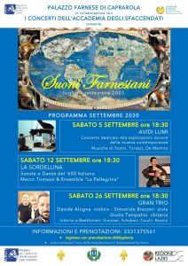 Leggi tutto: Suoni Farnesiani a Palazzo Farnese