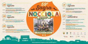 Manifesto della 59° Sagra della Nocciola 2015