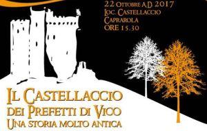 Leggi tutto: 22 ottobre visita guidata a Palazzo e poi al Castellaccio