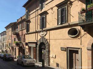 Palazzo Pettelli, XVI sec.