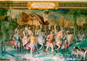 Leggi tutto: La famiglia Farnese ha origini nella Tuscia