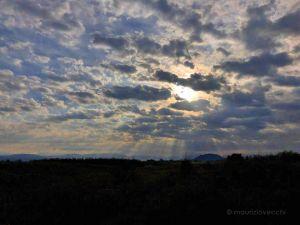 Paesaggio nei dintorni di Caprarola