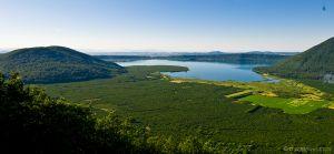 Riserva Naturale Lago di Vico, panoramica