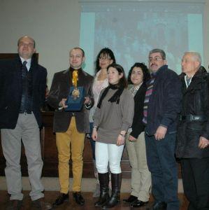 Leggi tutto: Premio Phersu di Carnevale - Luca Cristofori vince