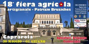 Leggi tutto: CAPRAROLA - 18° FIERA AGRICOLA E ARTIGIANALE