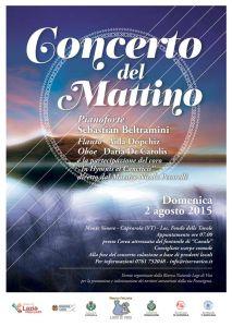 Leggi tutto: 2 Agosto - Concerto del Mattino a Monte Venere