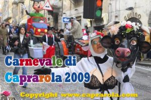 Leggi tutto: Carnevale 2009 in crescita - Bravi