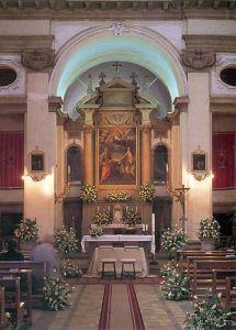 Leggi tutto: Caprarola: Rubati preziosi paramenti sacri del XVII secolo