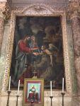 Pala d'altare di Annibale Carracci