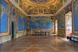 Leggi tutto: Sala del Mappamondo o delle Carte Geografiche