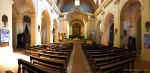Leggi tutto: Il Duomo di Caprarola, Chiesa di San Michele Arcangelo