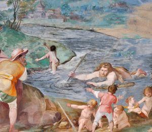 Leggi tutto: Sala di Ercole - Una loggia tra mito potere