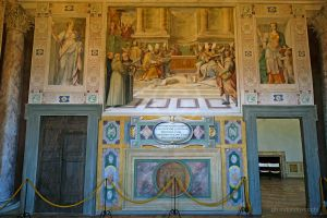 Leggi tutto: Sala dell'Anticamera del Concilio
