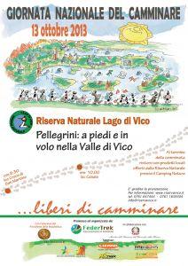 Leggi tutto: A piedi e in volo nella Valle di Vico - 13 ottobre 2013