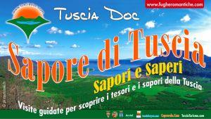 Leggi tutto: Sapore di Tuscia - Escursioni, Visite Guidate, Degustazioni